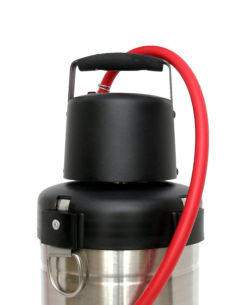 Pressurizing Tank Top