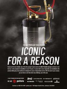 Primeline Tank Sprayer Ad
