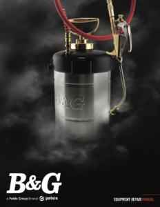B&G Repair Manual