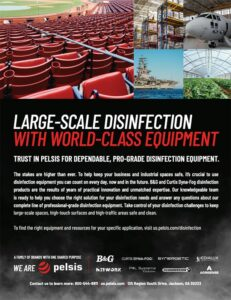 Industrial Disinfection Guide