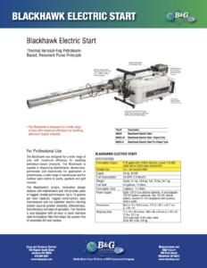 Blackhawk Sales Sheet